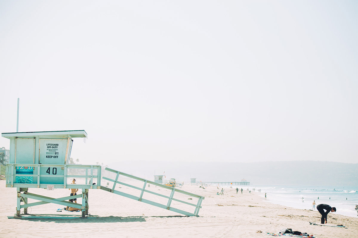 Beach Is Where The Fun Is