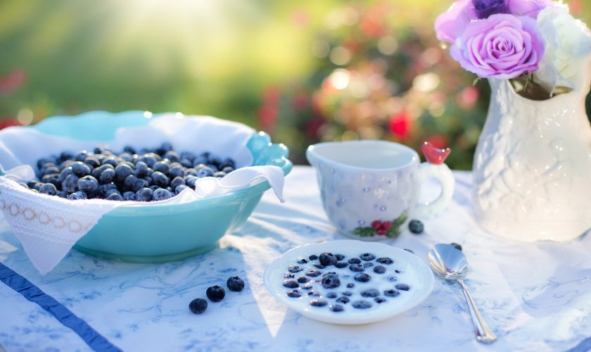Blueberries Are Good For You