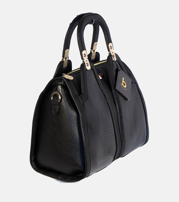 Imported Leather Handbag