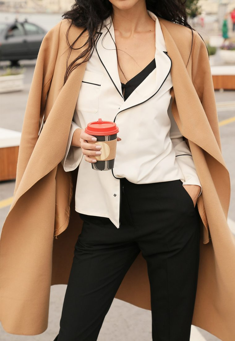 The Classic Camel Coat
