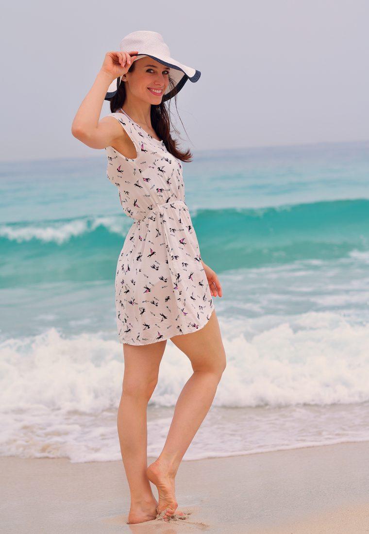 This Cute Sun Dress