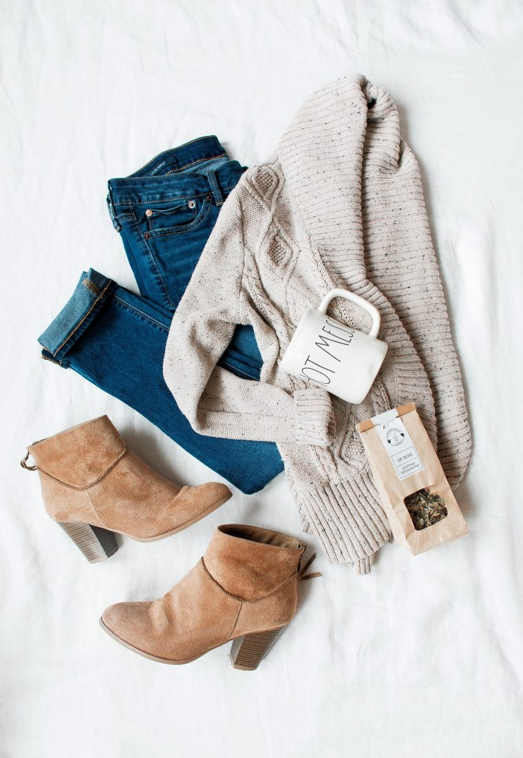 Cozy and Warm Outfit